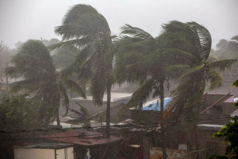 167128e974cc288333ef69add4038ed3032e53db - Furacão no Caribe: costa norte caribenha da Nicarágua foi atingida