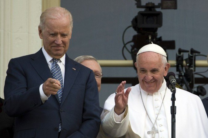 1 000 8v42lq 6394305 - Papa liga para parabenizar Biden por vitória nas eleições