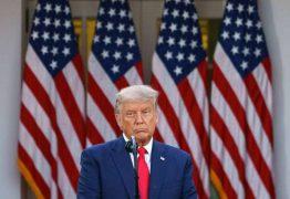Trump 'admite' derrota ao fazer acusação de fraude sem provas: 'Ele [Biden] ganhou porque a eleição foi fraudada'