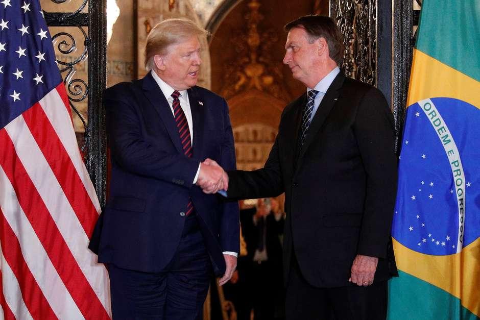 2020 10 16T212028Z 2 LYNXMPEG9F1V8 RTROPTP 4 USA TRUMP - PROCESSO ELEITORAL: Bolsonaro fala de interferência externa na eleição dos EUA