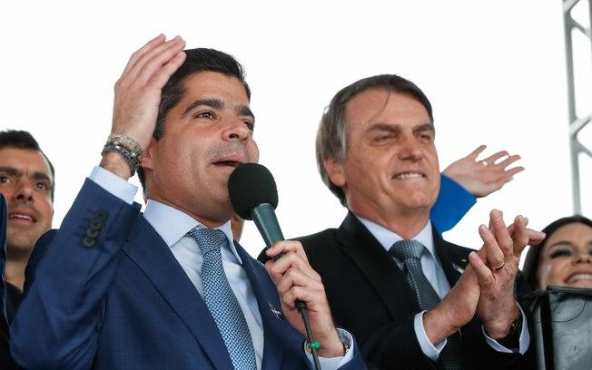 """2ni39ks15ajhsnjsy63jdmj91 - """"Se for o Bolsonaro dos extremos, não estaremos com ele em 2022"""", diz ACM Neto"""