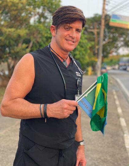 DR REY - Dr. Rey fica como suplente de vereador no interior de São Paulo