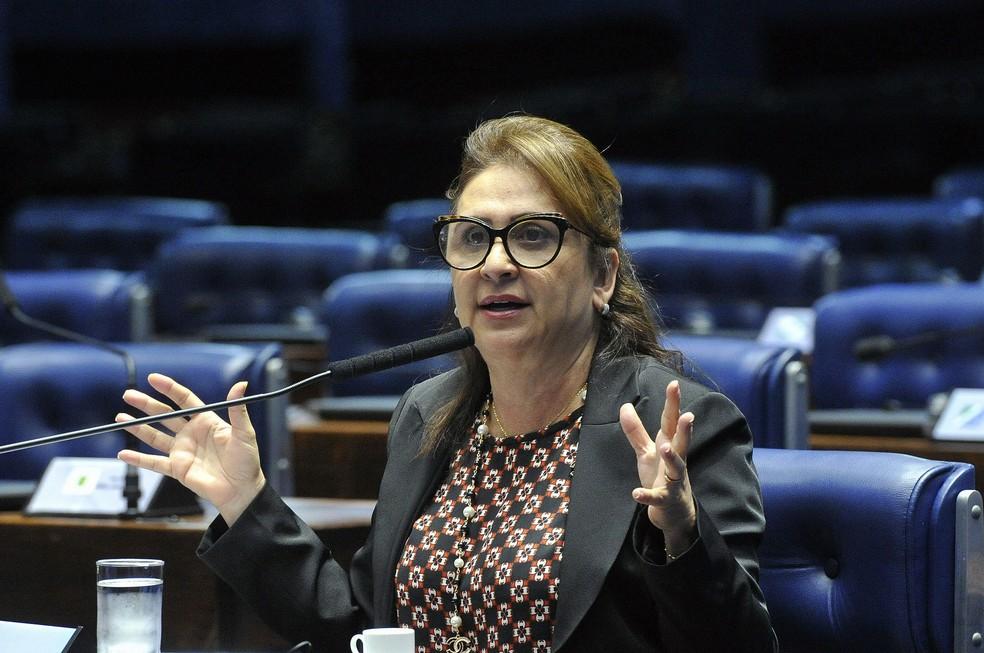 KATIA ABREU - NO SÍRIO-LIBANÊS: Senadora Kátia Abreu é internada após exames apontarem inflamação no pulmão pela Covid-19