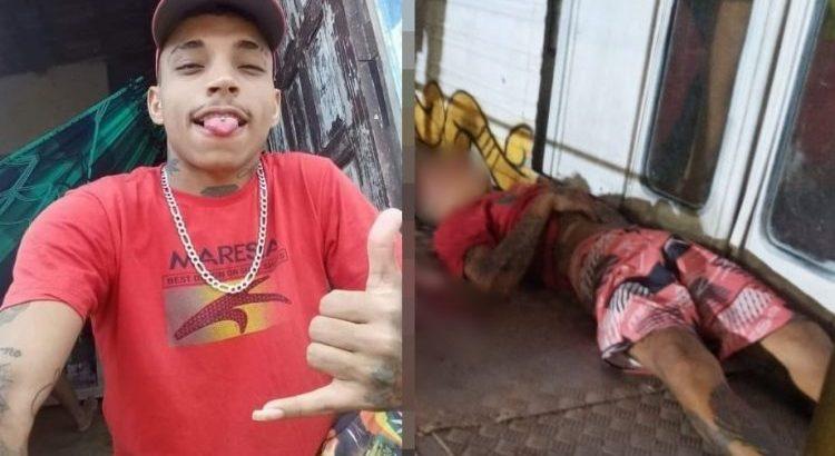 Leandro Granjeiro vítima de homicídio 03.11.2020 e1604448113919 - Jovem é morto e criança fica ferida após ser baleada na porta de circo, em Sousa