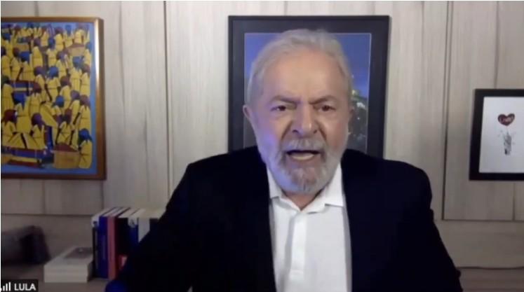 """Lula 1 - CRIME DE RACISMO: Lula vai as redes sociais e afirma """"O racismo é a origem de todos os abismos desse país"""""""