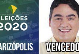 Luquinha do Brasil é eleito prefeito de Marizópolis