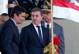 Moro e Huck negociam aliança eleitoral para disputa da Presidência em 2022