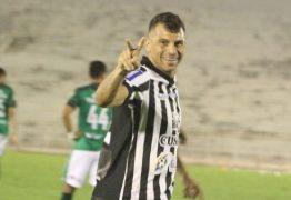 Após empate, Neto Baiano garante que o Treze não será rebaixado