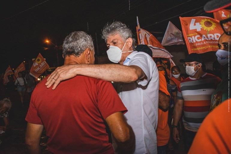 """Ricardo Coutinho 2 - Ricardo reafirma candidatura e se considera vítima de """"perseguição"""""""