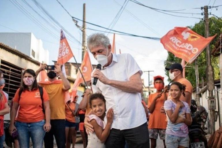 Ricardo Coutinho 2 - Ricardo desabafa: 'Não iriam permitir nossa vitória à prefeitura'