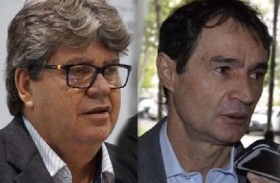 Romero e João Azevedo - 'João e Romero saíram fortalecidos nas eleições', avaliam analistas políticos