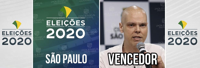 São Paulo Bruno Covas - ELEIÇÕES 2020: Bruno Covas é reeleito o prefeito de São Paulo