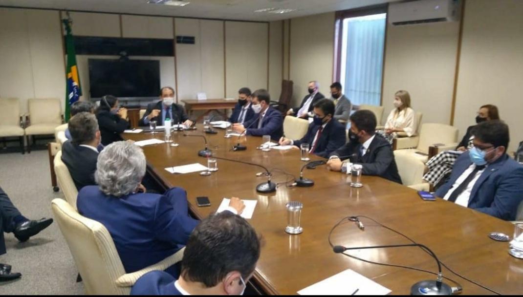 WhatsApp Image 2020 11 03 at 19.45.11 3 - 'EXTREMAMENTE PROVEITOSA': em reunião com Governo da Paraíba, Maia promete votar projetos para a economia dos Estados