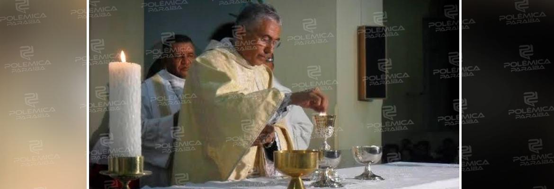 WhatsApp Image 2020 11 05 at 10.14.29 - Segundo padre em dois dias: chanceler da Arquidiocese da Paraíba testa positivo para Covid-19
