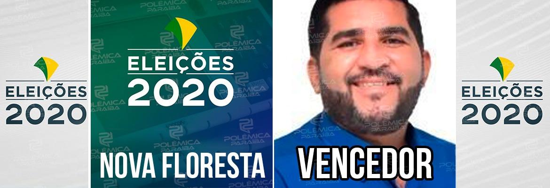 WhatsApp Image 2020 11 15 at 21.18.33 - Jarson do Pastor é eleito prefeito de Nova Floresta, na Paraíba
