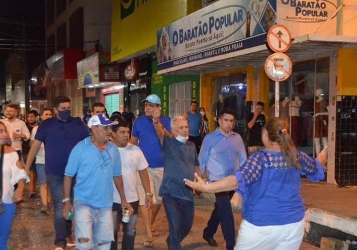 WhatsApp Image 2020 11 17 at 21.56.13 e1605661960747 - Deputada Dra. Paula e Prefeito José Aldemir fortalecem o Progressistas em Cajazeiras
