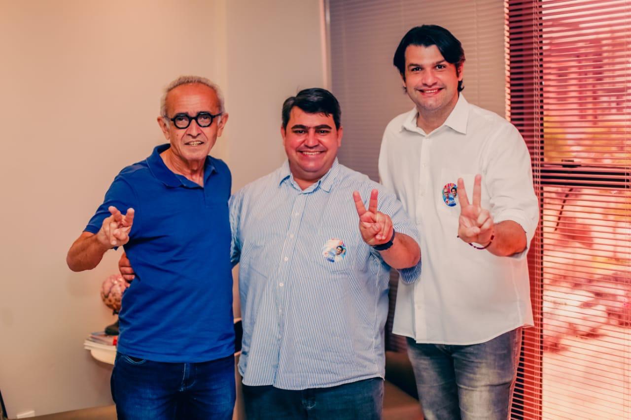 "WhatsApp Image 2020 11 19 at 12.01.08 1 - Vereador Dinho declara apoio a Cícero Lucena no segundo turno: ""equilíbrio e responsabilidade na Prefeitura"""