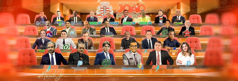 WhatsApp Image 2020 11 20 at 15.18.45 - O ESPECTRO POLÍTICO DOS VEREADORES: esquerda perde espaço para centro e direita na Câmara de João Pessoa
