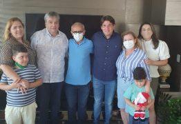 Líder de Luciano Cartaxo declara apoio a Cícero Lucena no segundo turno da Capital