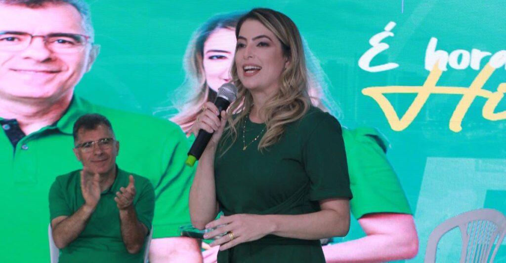 annelise meneguesso - CAMPINA GRANDE: PRE emite parecer pela manutenção do indeferimento da candidatura da vice de Artur Bolinha - LEIA DOCUMENTO