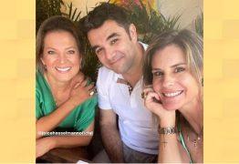 CRISE: Globo suspende apresentadora por foto com Joice Hasselmann