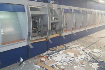 ataques a banco 360x240 - Paraíba registra redução de ataques a banco e o aumento nas apreensões de armas e drogas em 2021