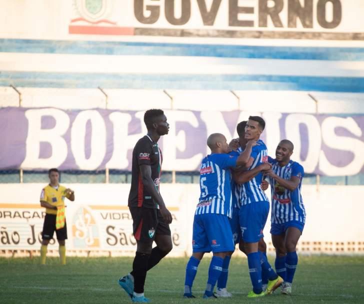 atletico x salgueiro 1 - Atlético-PB bate o Salgueiro em casa e entra no G-4