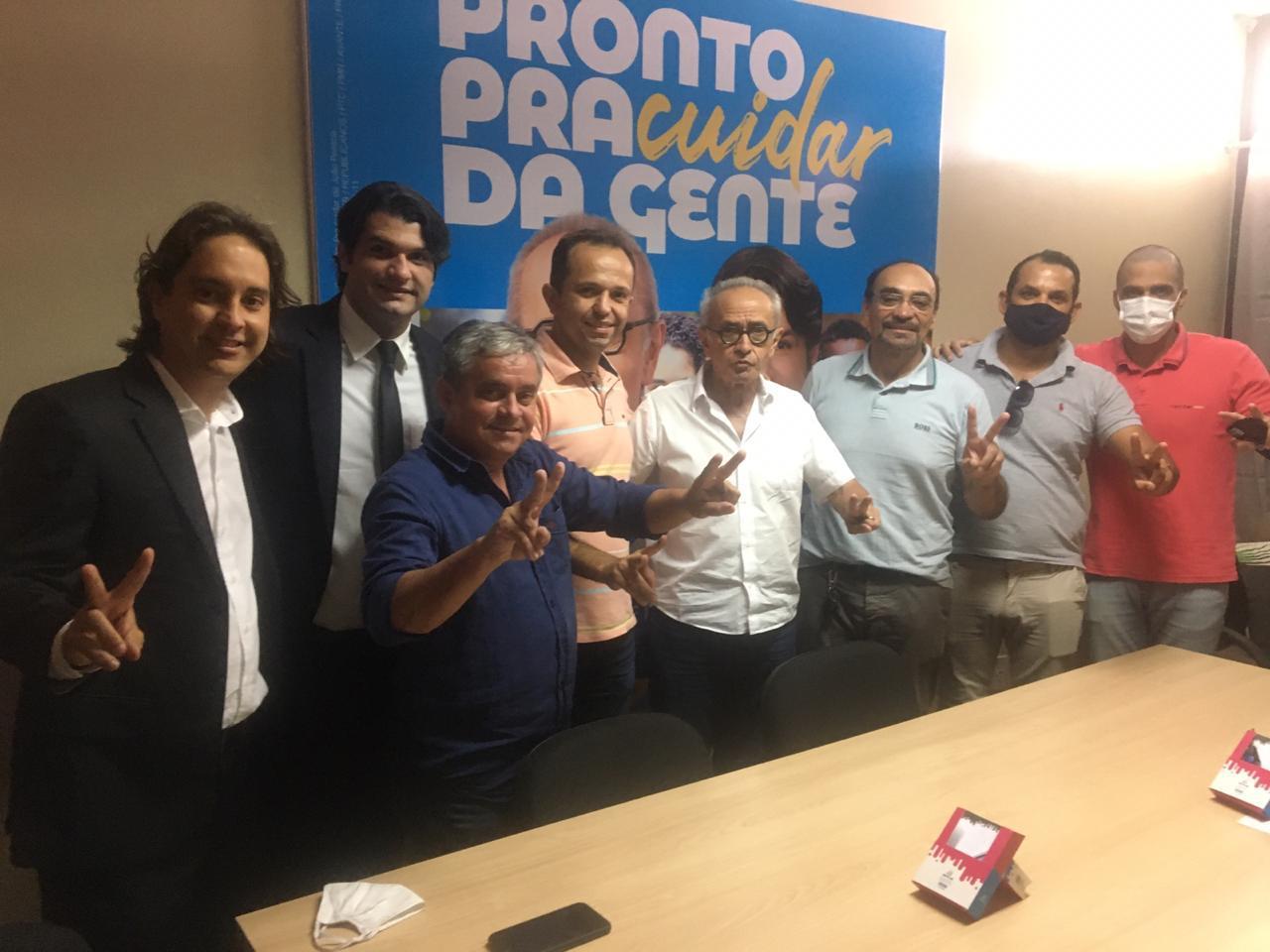 b6d22cc0 68c0 4158 86a7 2fe9d44f259a - Cícero Lucena ganha apoio de vereadores eleitos em João Pessoa