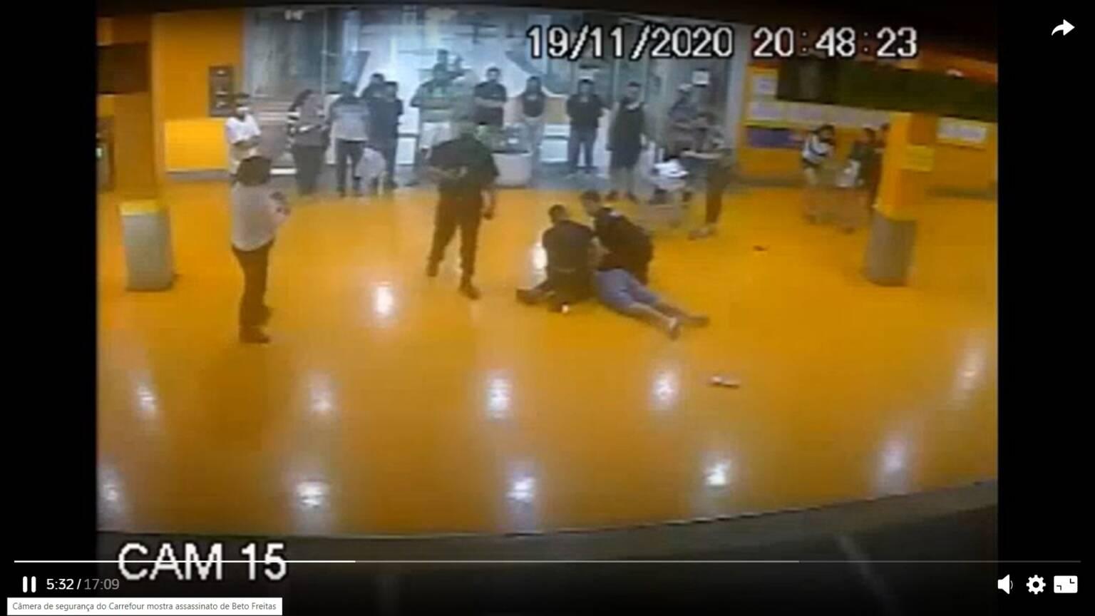 beto2 1536x864 1 - Pelo menos 15 pessoas testemunharam tortura e asfixiamento de João Alberto