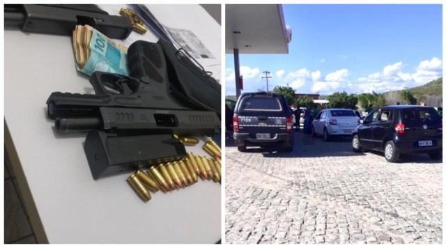 c 2 - Coligação do prefeito Odir Borges teve seu vice preso em flagrante por compra de votos