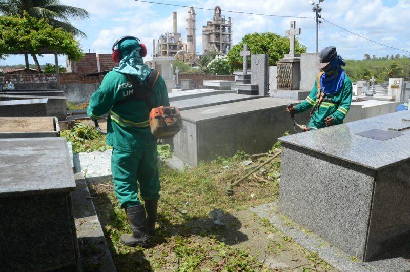 cemiterio 1 800x530 1 - Pandemia do Covid-19 deve reduzir visitas a cemitérios neste Dia de Finados