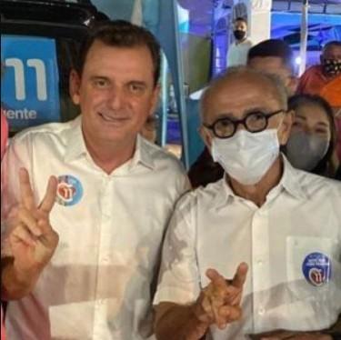 chico - CONTERRÂNEO: Chico Mendes parabeniza Cícero Lucena pela vitória em João Pessoa