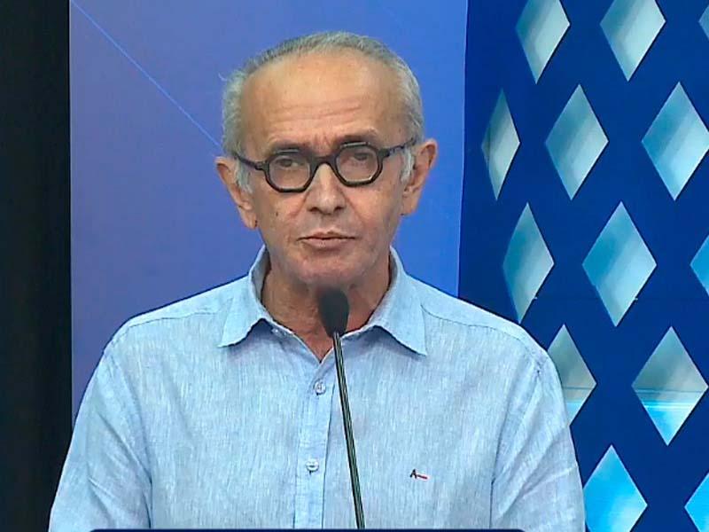cicero1809 - 'Não dialogou e não tem intenção de buscar diálogo': assessoria de Cicero Lucena nega aproximação política com Ricardo Coutinho