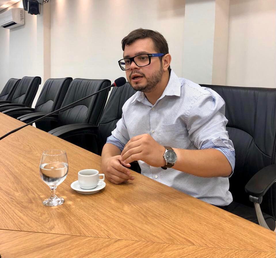 """db1d1f3b 0a9d 409e b1ea 5bc80e8f4bfc - """"Na CMJP lutarei por melhorias para as pessoas com deficiência, jovens e todos pessoenses"""", garante o candidato Thiago Diniz"""
