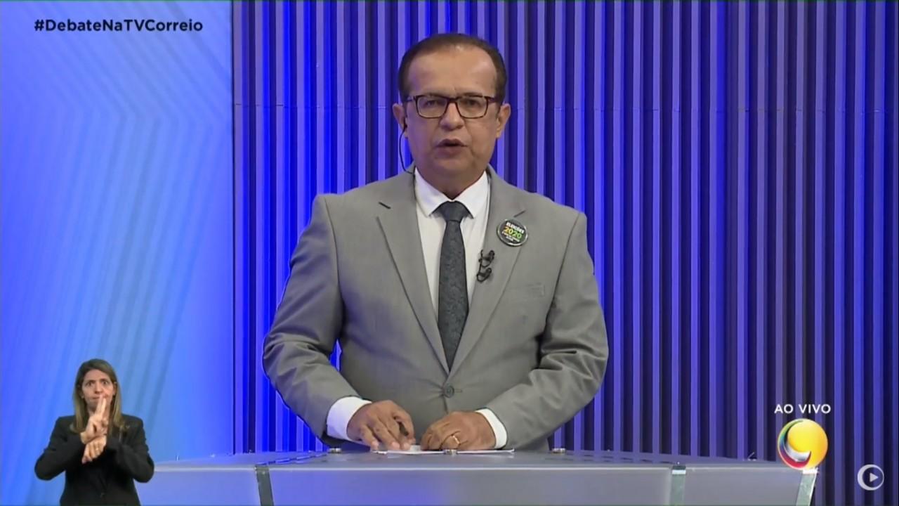 debate correio - TV Correio realizou debate entre candidatos a prefeito de João Pessoa - VEJA NA ÍNTEGRA