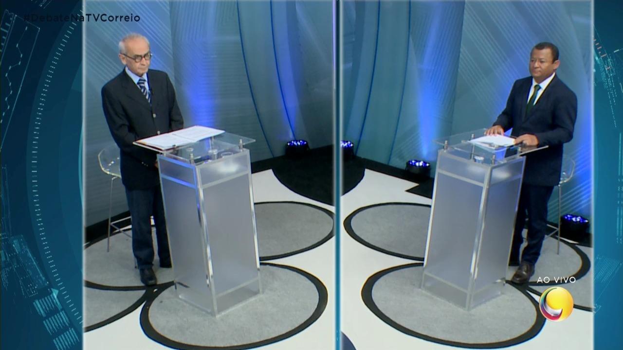 debate - DEBATE CORREIO: Pavimentação de ruas é tema levantado por telespectadores