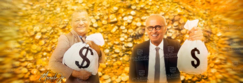 despesas - ESTRUTURA FINANCEIRA: confira os recursos e gastos de campanha de Cícero Lucena e Nilvan Ferreira durante o primeiro turno
