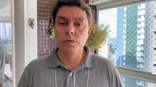 """foto raoni video - Sem anunciar apoio, Raoni pede a eleitores que não anulem seu voto e que sigam """"seus princípios e valores"""" - VEJA VÍDEO"""