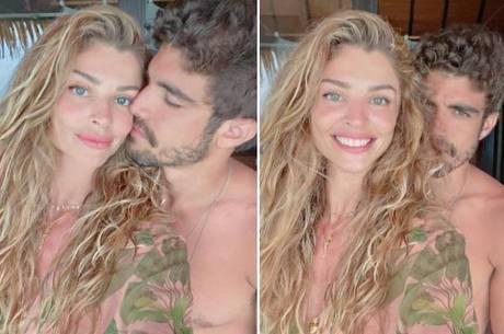 grazi massafera 12062020204831447 - Caio Castro posta foto sem aliança e fãs especulam término com Grazi Massafera