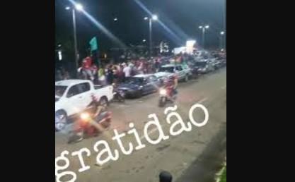 imagem 2020 11 16 220853 - FOI DERROTADO: Candidato comemora vitória, faz carreata, mas descobre que perdeu de virada
