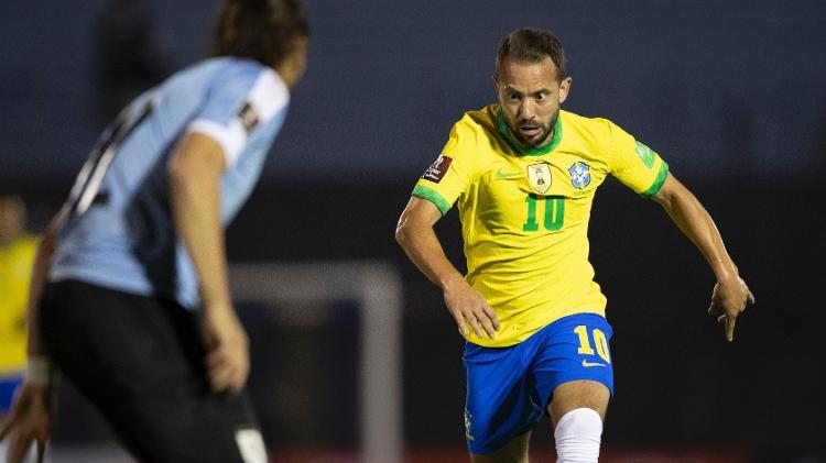 jogo 1 - Eliminatórias da Copa do Mundo: Brasil resolve no primeiro tempo e vence Uruguai por 2 a 0