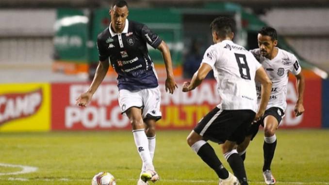 jogo - Treze é derrotado pelo Remo e vê Botafogo-PB na cola em briga contra o Z2