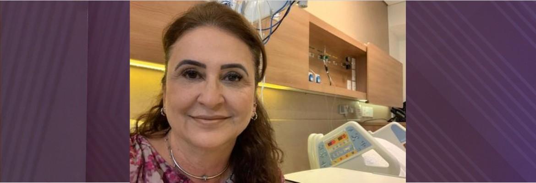 katia abreu 1 - Senadora Kátia abreu deixa hospital após 7 dias internada com Covid-19