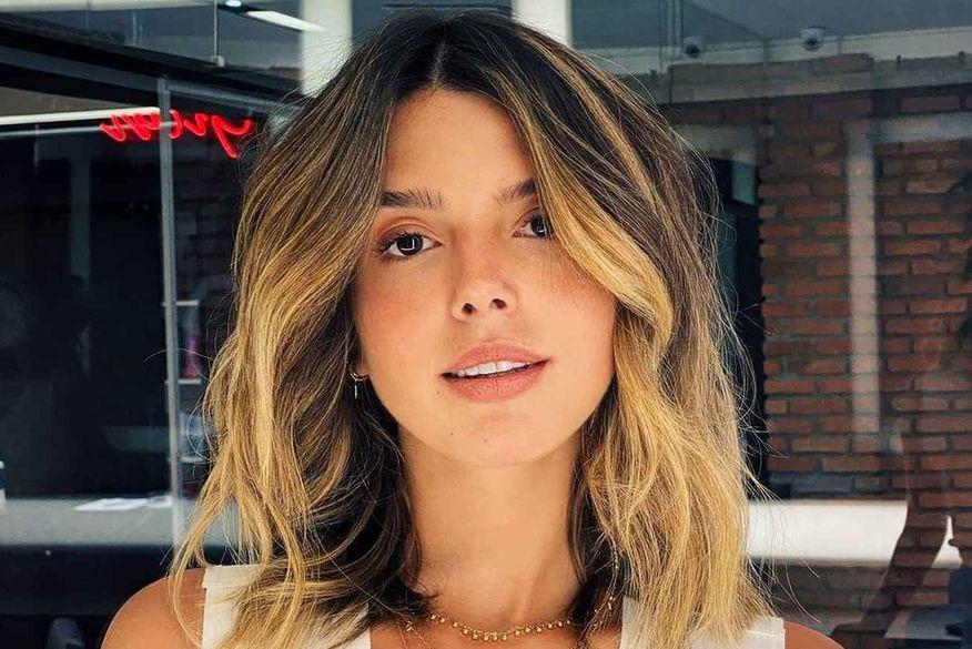 lancelotti - Giovanna Lancellotti diz que tem carinho por Neymar, mas nega possível romance
