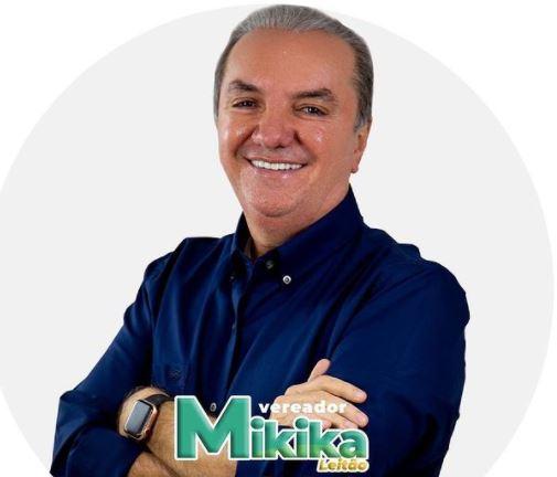 mikika leitão - Mikika Leitão coloca o nome para ser o presidente da Câmara de Vereadores de João Pessoa