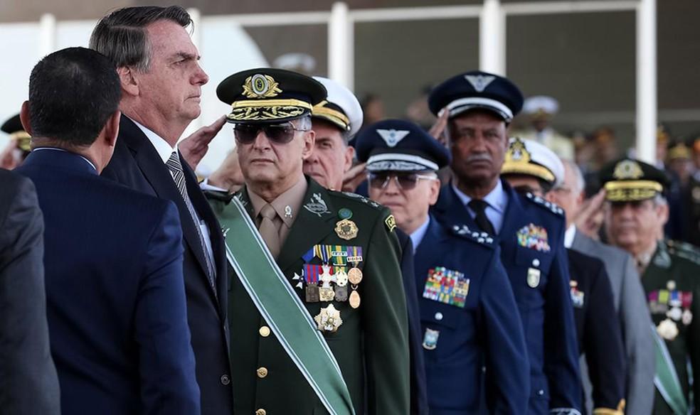 militares na política - Mesmo com recorde de candidaturas, número de militares eleitos cai no país