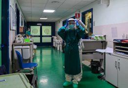 Covid-19: Itália registra 853 mortes num dia, o pior número desde março