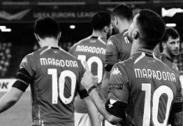 FUTEBOL: Serie A da Itália prepara rodada com homenagens a Maradona