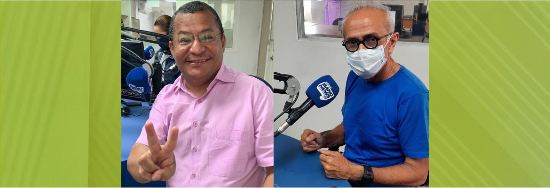 nilvan cicero bandnews - TV Manaíra e rádio BandNewsFM promovem entrevistas com candidatos à Prefeitura de João Pessoa