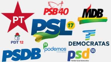 partidos - PT é o partido que está em mais disputas no 2º turno; PSDB e Podemos fazem duelo mais frequente